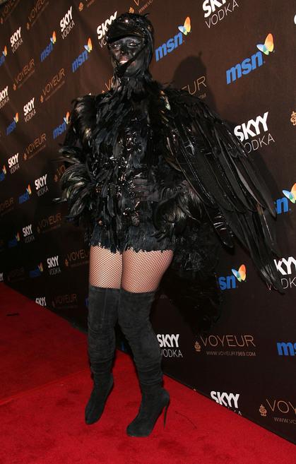 Heidi Klum As Raven