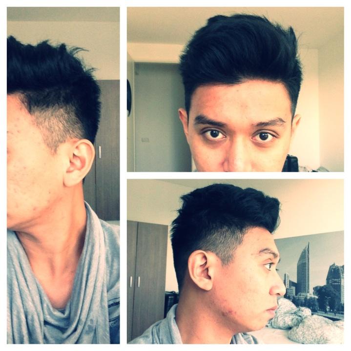 Haircut September