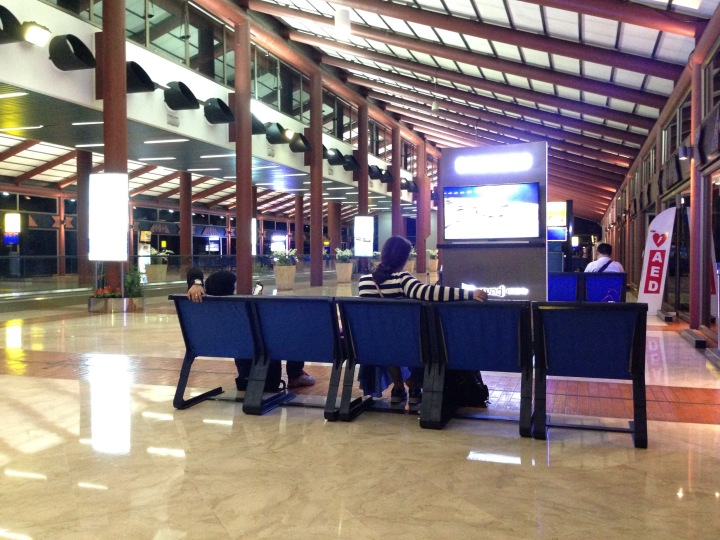 Terminal 2E Soekarno- Hatta International Airport Jakarta