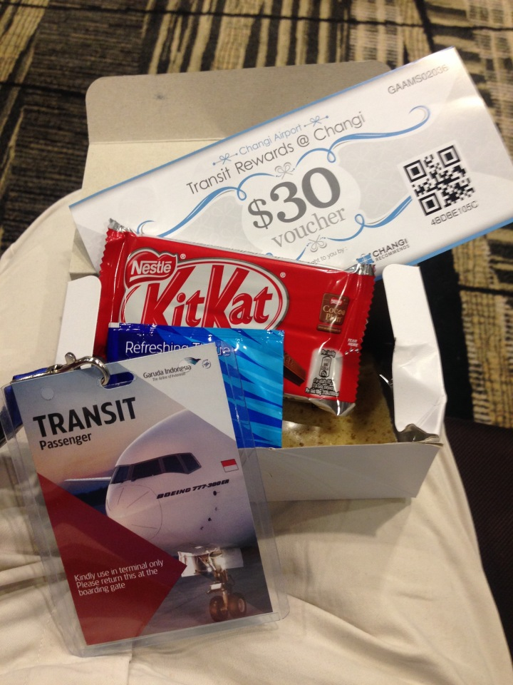 Transit-in-Singapore Package